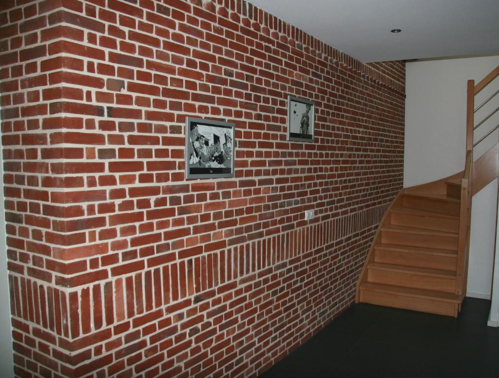 Brique marlysienne briqueterie traditionnelle chimot - Dimension brique rouge ...