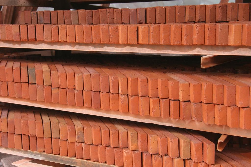 Plaquette brique terre cuite Brique plaquette