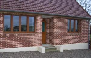 rénovation d'une maison avec les plaquettes chimot