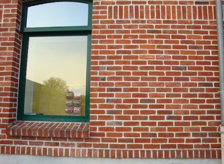 Facade Brique Rouge #9: La Brique Rouge Chimot